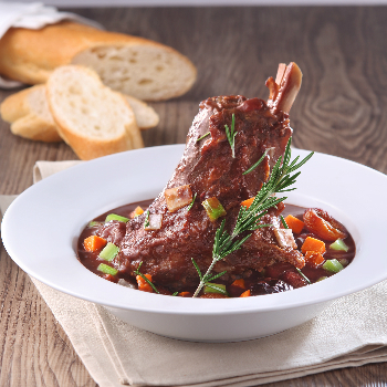 Recipe Aromatic Braised Lamb Shanks S