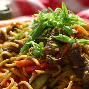 Recipe Beef Chow Mein S