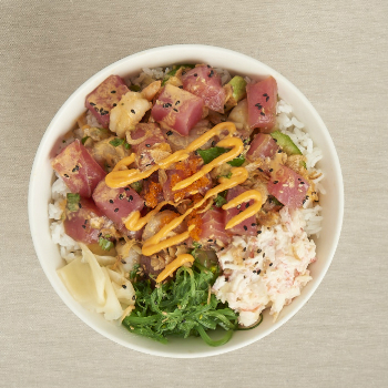 Recipe Poke Bowl