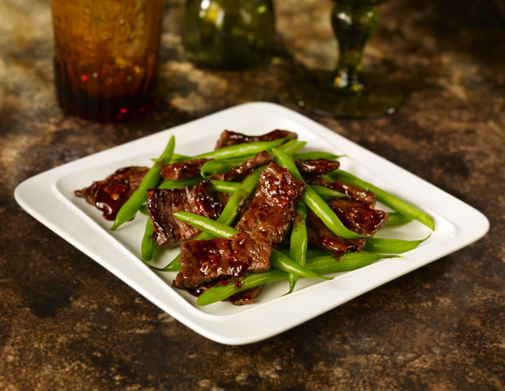 Recipe Sweet and Spicy Beef